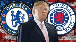 Donald Trump's Favourite Football Team Is… | #StatWars