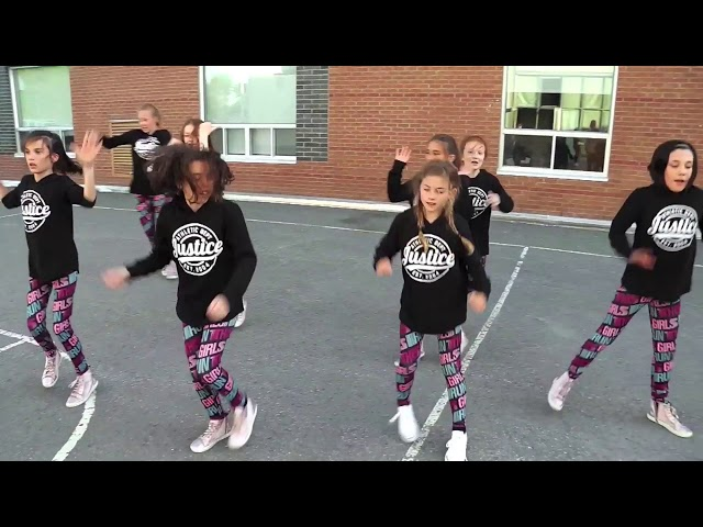 Kids & Teens Competitive Hip Hop Class 2017-2018 (JUSTICE Group)