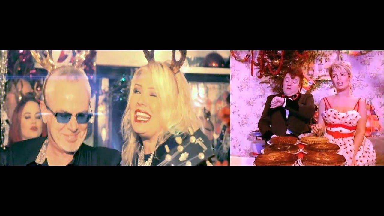 Kim Wilde, Mel Smith, Nik Kershaw - Rockin' Around The Christmas ...