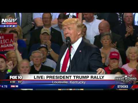 FULL SPEECH: President Trump Rally Louisville, Kentucky- FNN