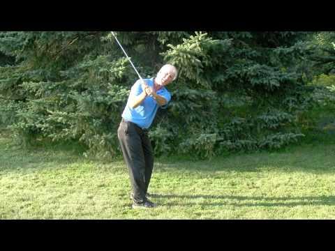 Feel the Gravity for Longer Straighter Golf Shots