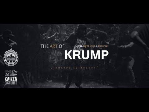 The Art of Krump feat. TightEyez & E.R. - EBS - film by kaizenpictures.com