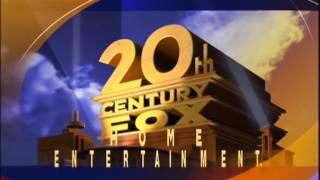 Заставка кинокомпании 20 век Fox Для MLG Монтажа копия