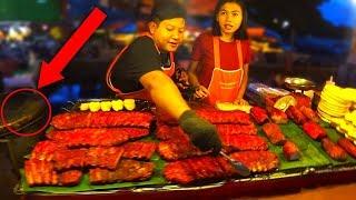 Тайланд 2019. Чем ОПАСЕН Ночной рынок Джомтьен? Цены на еду в Паттайе. Рынки Паттайи Таиланд
