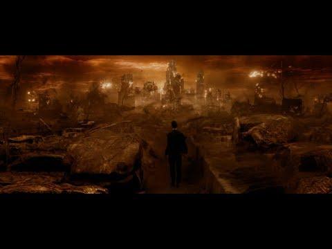 John Constantine Going to Hell Scene (Movie 2005)