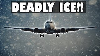 What Ice can do to an aircraft!?!
