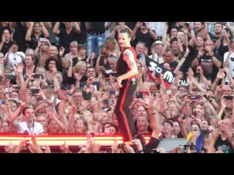 DEPECHE MODE: A Pain That I'm Used To (Live in Berlin on July 23, 2018) 4K