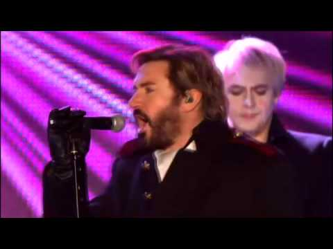 Duran Duran - All You Need Is Now (National Lottery 24-12-2010)