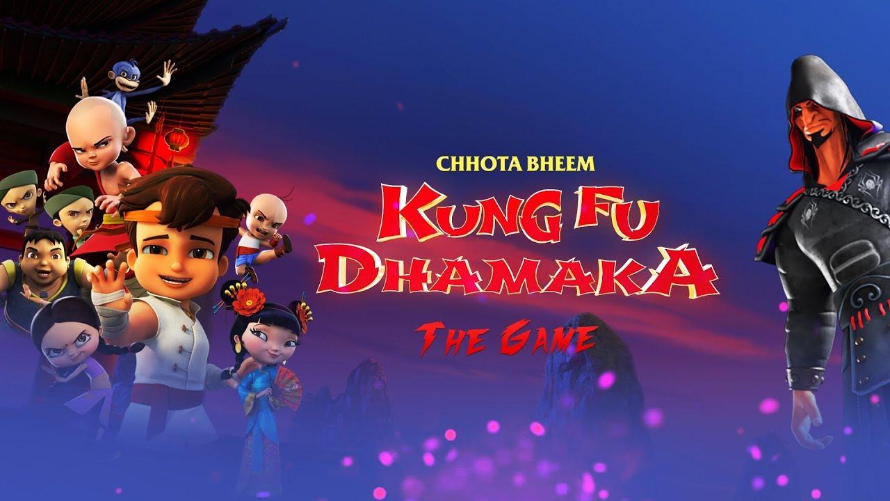 Chhota Bheem: Kung Fu Dhamaka 3D': Indian Animation movie & Game