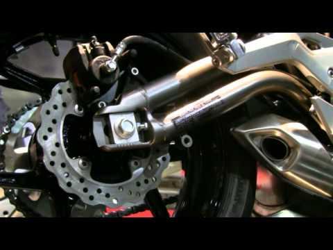 Kawasaki Highlights 2012 Neuheiten EICMA - mit VERSYS 1000