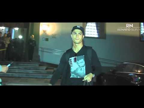 Ba, Cristi! Ba, Cristiano Ronaldo!
