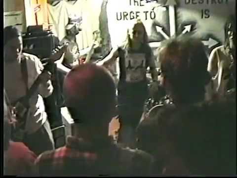 Destroy! @ THD House  Feb 29, 1992