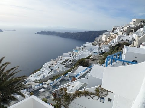 Imerovigli - Santorini , GREECE (April 2016)