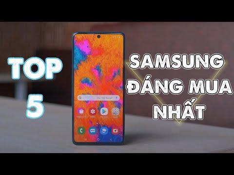 TOP SMARTPHONE SAMSUNG ĐÁNG MUA NHẤT THÁNG 6/2020