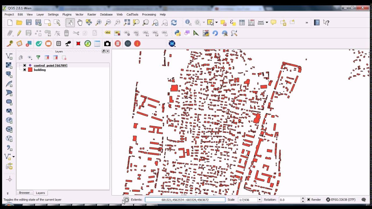 Qgis Filter By Area