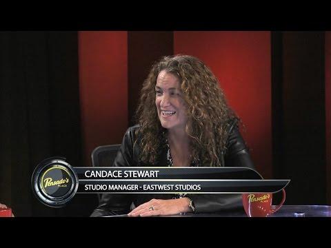 EastWest Studios Manager, Candace Stewart - Pensado's Place #245