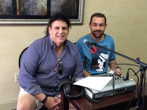 Basile and Demetri on WZIG 104 1 FM Palm Harbor Florida USA