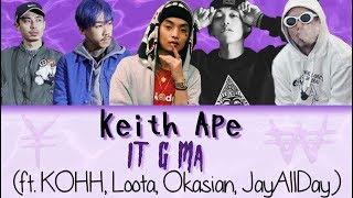 keith Ape - It G Ma (ft Kohh, Loota, Okasian, JayAllDay) [Jnp|Han|Rom|Vostfr]