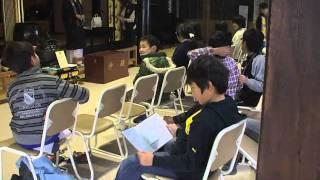 2010年3月に行われた「親鸞聖人750回大遠忌お待ち受け 龍仙寺門信徒...