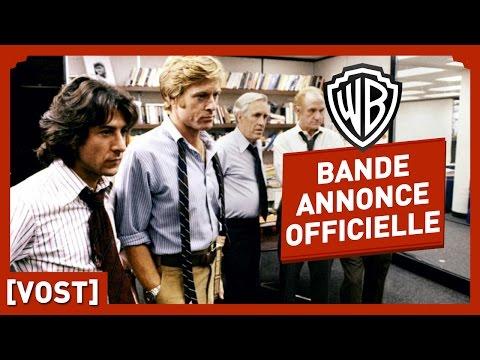 Les Hommes du Président - Bande Annonce Officielle (VOST) - Robert Redford / Dustin Hoffman