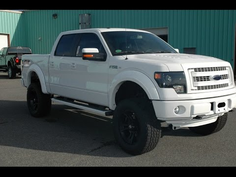 2014 ford f150 fx4 sherrod baja lifted truck youtube. Black Bedroom Furniture Sets. Home Design Ideas