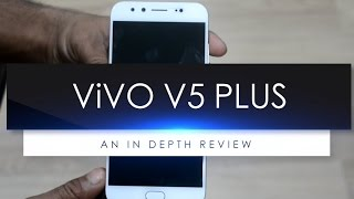 Vivo V5 Plus gold color :In-Depth Review with Build quality, Software, UI & best Selfie Camera phone