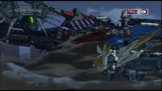 Zoids Fuzors หุ่นรบไดโนเสาร์ ฟูเซอร์ส ตอนที่ 26 ตอนจบ