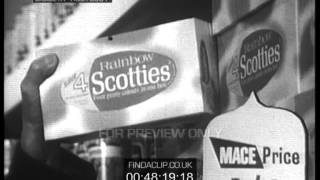 ADS#0001 Mace (Top Ten Bargains - Stanley Holloway)