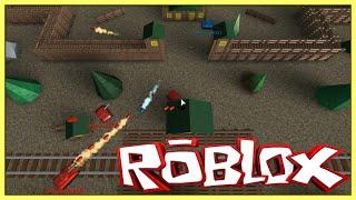 Roblox - Tiny Tanks w/ Tomohawk