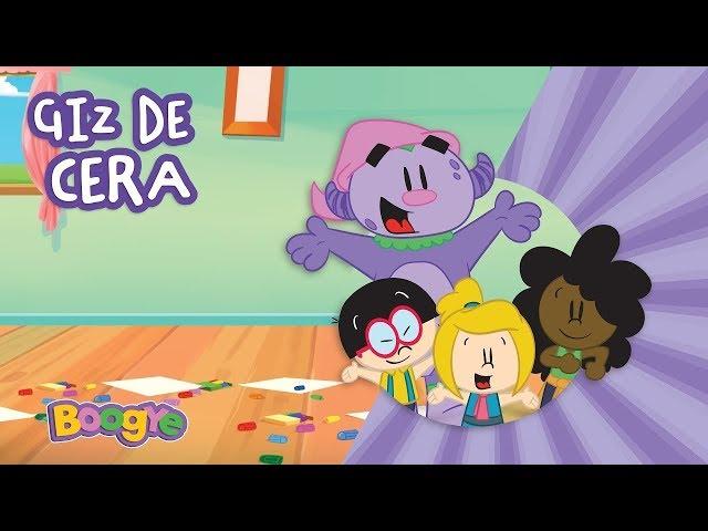 Boogye no Parquinho - Giz de Cera - Clipe Infantil Oficial