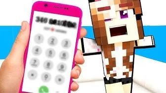 HO DATO IL VERO NUMERO DI ANNA!! - Casa di Minecraft #58