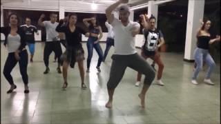 Coreografía 1 Comparsa champetua Compañia de Danza Jipijapa