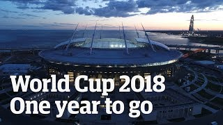 Delays, corruption and cheap labour: the budget-smashing World Cup stadium