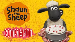 Makanan | Kompilasi | Shaun the Sheep