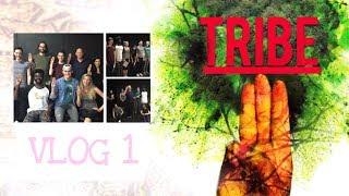 TRIBE VLOG 1 | Backstage Business