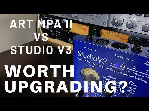 Art StudioV3 Vs ART Pro MPA II (Worth Upgrading)