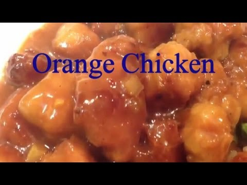 Chinese orange chicken recipe in less than 3 minutes panda express chinese orange chicken recipe in less than 3 minutes panda express dish forumfinder Choice Image