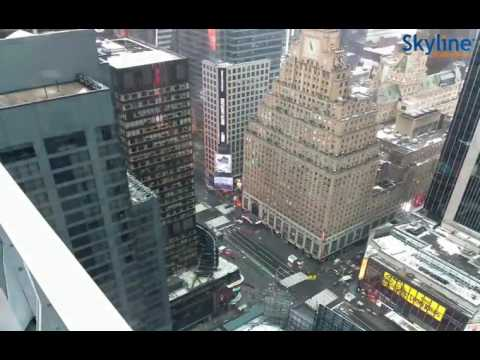 Live Webcam from New York - Time Lapse