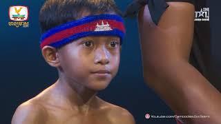 Cambodia's Got Talent Season 2 | Judge Audition | Week 5 - វុទ្ធី - ម៉ារ៉ាឌី - ក្បាច់គុណបុរាណខ្មែរ