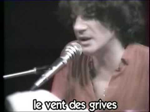 J'AGONISE (Live-v3) - Rene-Louis BARON - Chanson Française - Poésie de Michel Dorigné