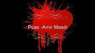 Puas - Amir Masdi (Karaoke version)