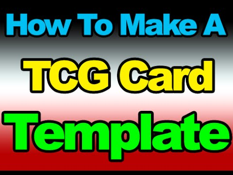How to Make a TCG Card Template<a href='/yt-w/xiCYQ3TX_0o/how-to-make-a-tcg-card-template.html' target='_blank' title='Play' onclick='reloadPage();'>   <span class='button' style='color: #fff'> Watch Video</a></span>