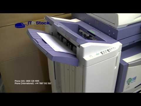 Toshiba Estudio 281c-351c-451c termistores | FunnyDog TV