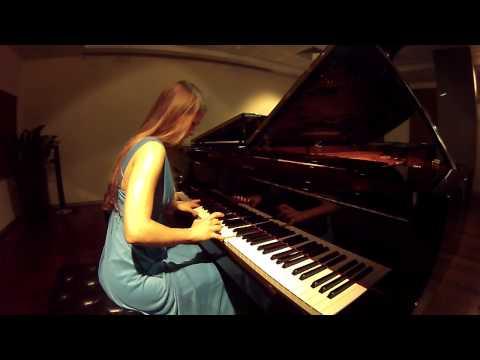 2015: Prokofiev: Piano Sonata No.2 - Tarasova Varvara