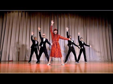 開始Youtube練舞:你幹嘛-朱碧石 | 鏡像影片