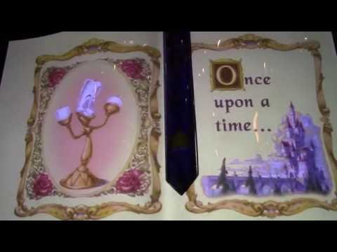 Interactive Character Quiz at Disneyland/California Adventure
