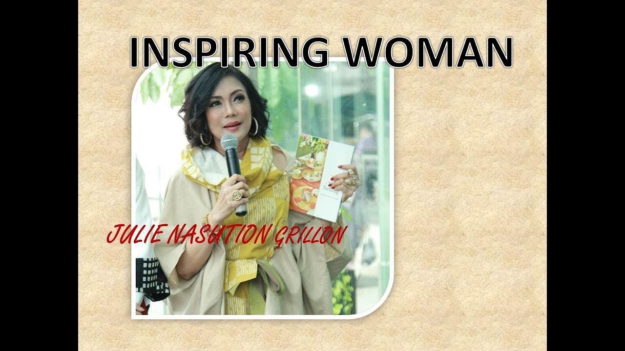 Download INSPIRING WOMAN JULIE NASUTION GRILLON