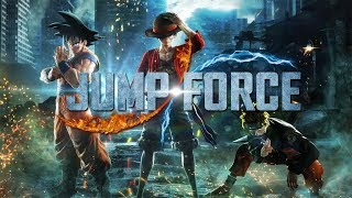 Jump Force Live - Beta Times Listed in description below
