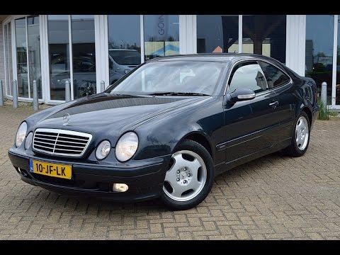 Mercedes Benz Clk Klasse Coupe Youngtimer 200 K Elegance Navi