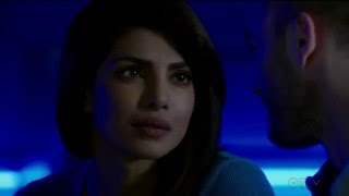 Jake McLaughlin (double romantic scene)  Priyanka Chopra/Alex Parrish  - Quantico (tv series) #6